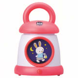 Claessens'Kids My Lantern Nattlampe Kid'Sleep rød 0022
