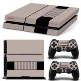 PS4 Skins Retro NES