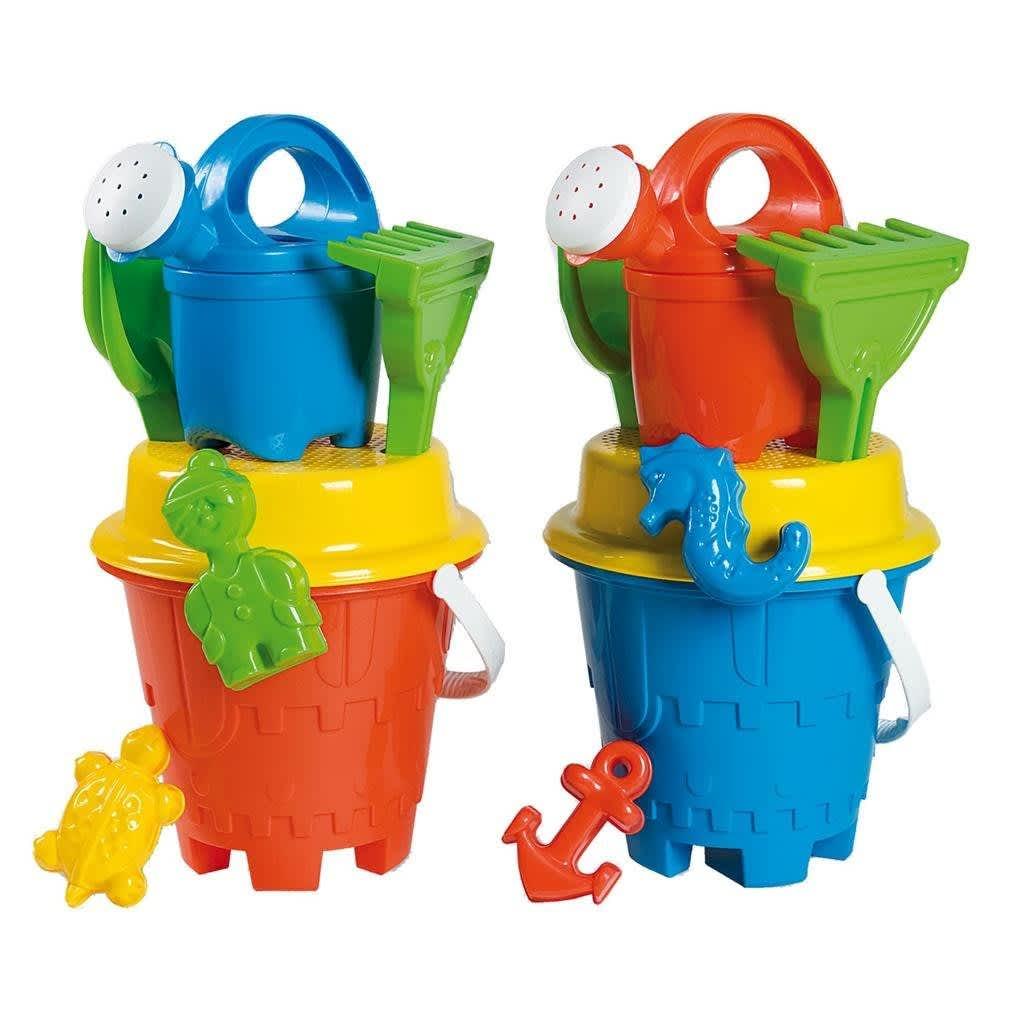 Basic Bucket Schloss Uni 6-teiliges Assorted