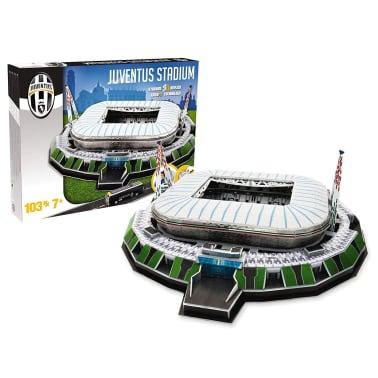 Nanostad Juego de puzzle 3D 103 piezas Juventus Stadium[2/3]