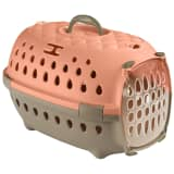 Kerbl Transporter dla zwierząt Travel Chic, 50x34x31,5 cm, brzoskwinia