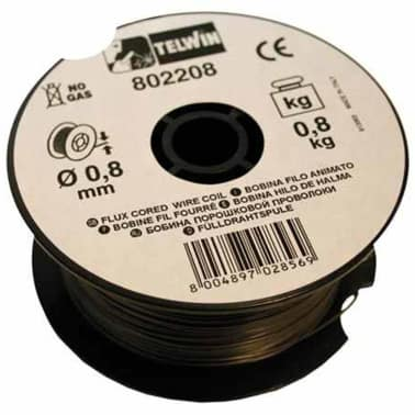 TELWIN Bobine Fil fourré 0,9mm 0,8Kg 802179[1/2]