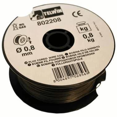 TELWIN Bobine Fil fourré 0,9mm 0,8Kg 802179[2/2]