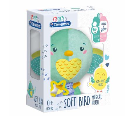 Clementoni Oiseau jouet musical pour bébés[2/2]