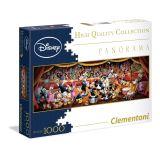 Clementoni Panorama puzzel Disney Orkest 1000 stukjes