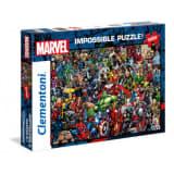 Clementoni legpuzzel Marvel Impossible Puzzle 1000 stukjes