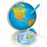 Clementoni Globe interactif Bleu 66657
