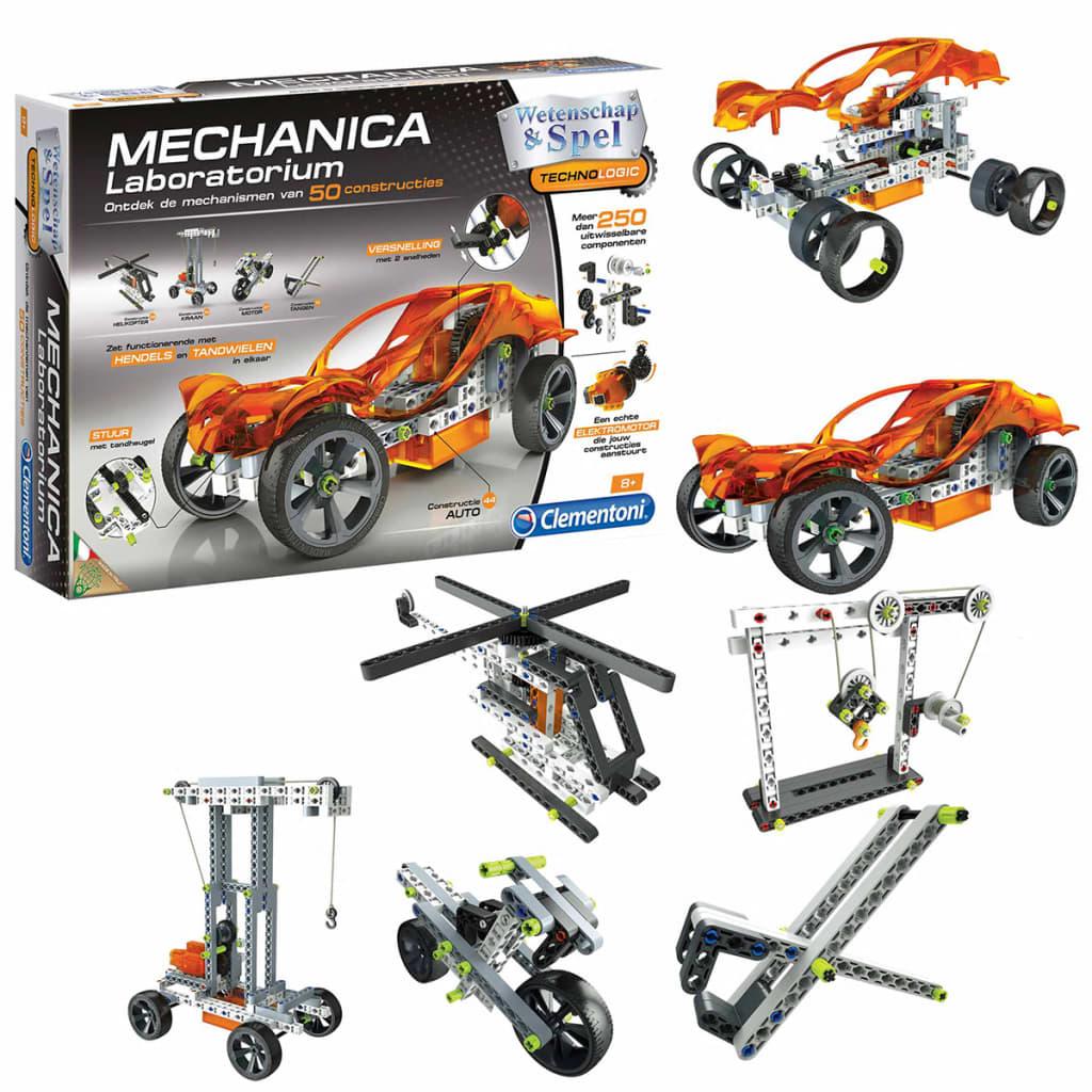 Image of Clementoni Science & Play Laboratorio Meccanica Set Costruzioni 66665