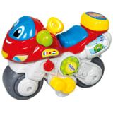 Clementoni Activity Motorcycle Toy 66767
