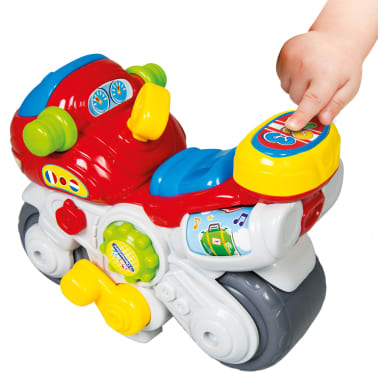 Clementoni Activity Motorrad Spielzeug 66767[2/5]