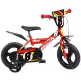 """Dino Bikes børnecykel Pro-Cross rød 12"""" DINO356004"""