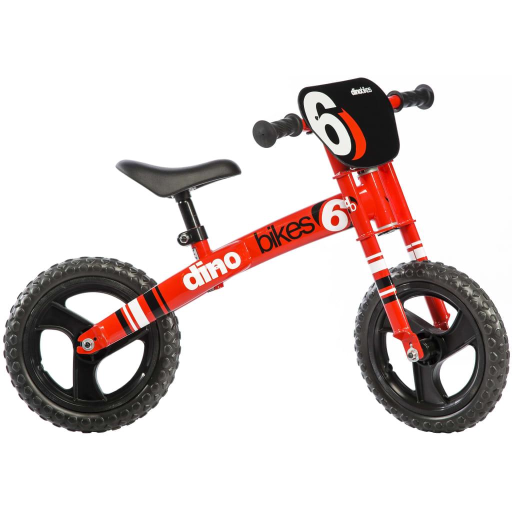 Afbeelding van Dino Bikes Loopfiets Runner rood DINO356003