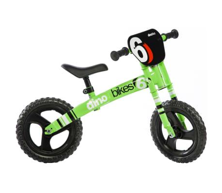Dino Bikes Bicicleta de equilibrio Runner verde DINO356002[1/2]