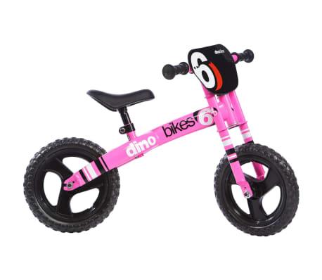 Dino Bikes Bicicleta de equilibrio Runner fucsia DINO356001
