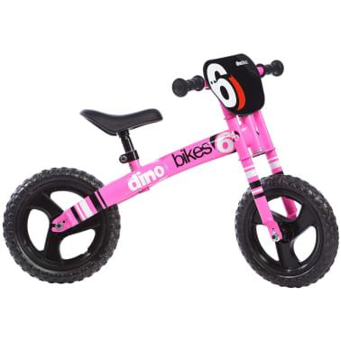Dino Bikes Bicicleta de equilibrio Runner fucsia DINO356001[1/2]