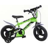 """Dino Bikes børnecykel MTB R88 12"""" grøn DINO356006"""