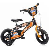 """Dino Bikes børnecykel BMX 12"""" orange"""