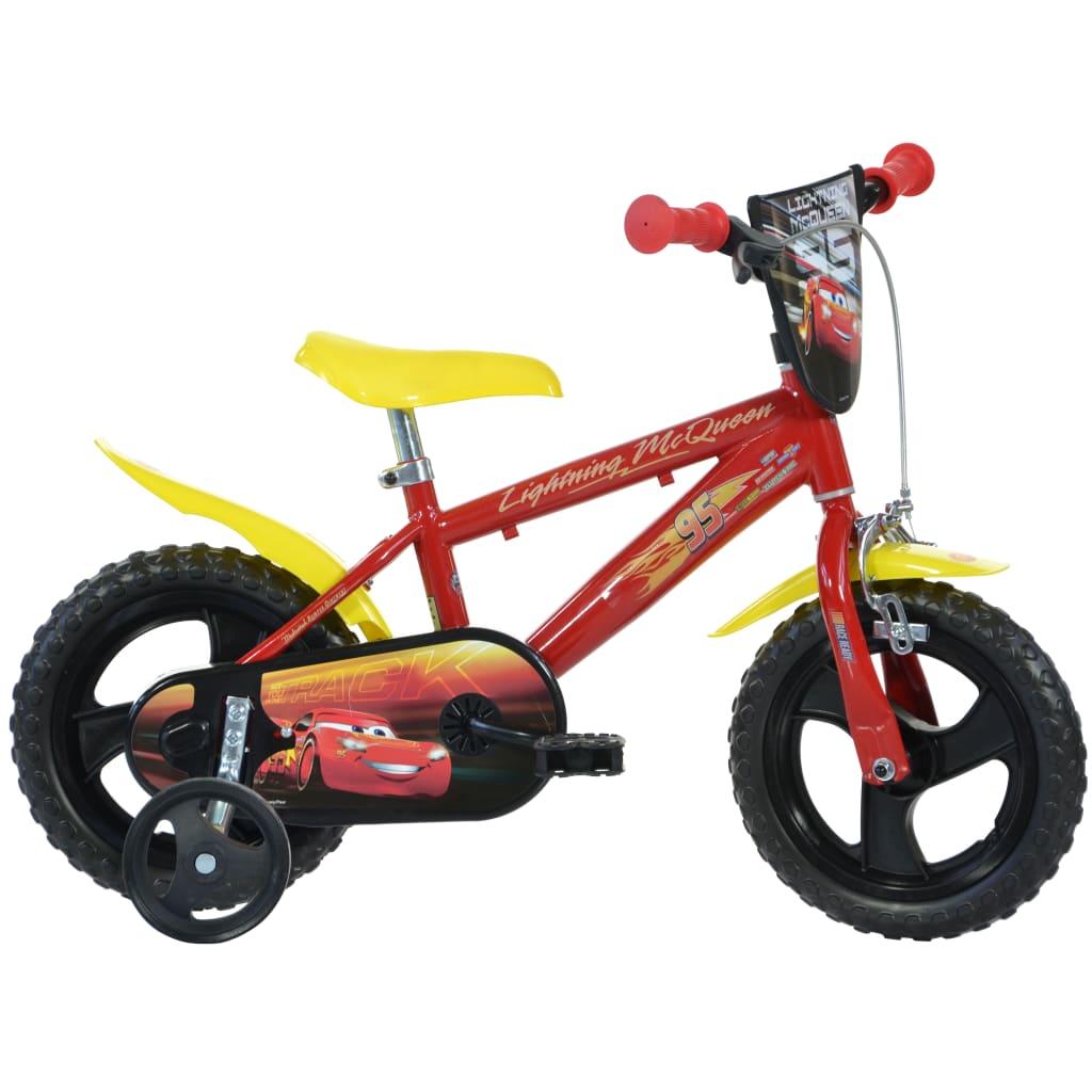 Dino Bikes Barncykel Cars 3 röd 12