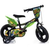 "Dino Bikes børnecykel Dinosaur 12"" grøn"