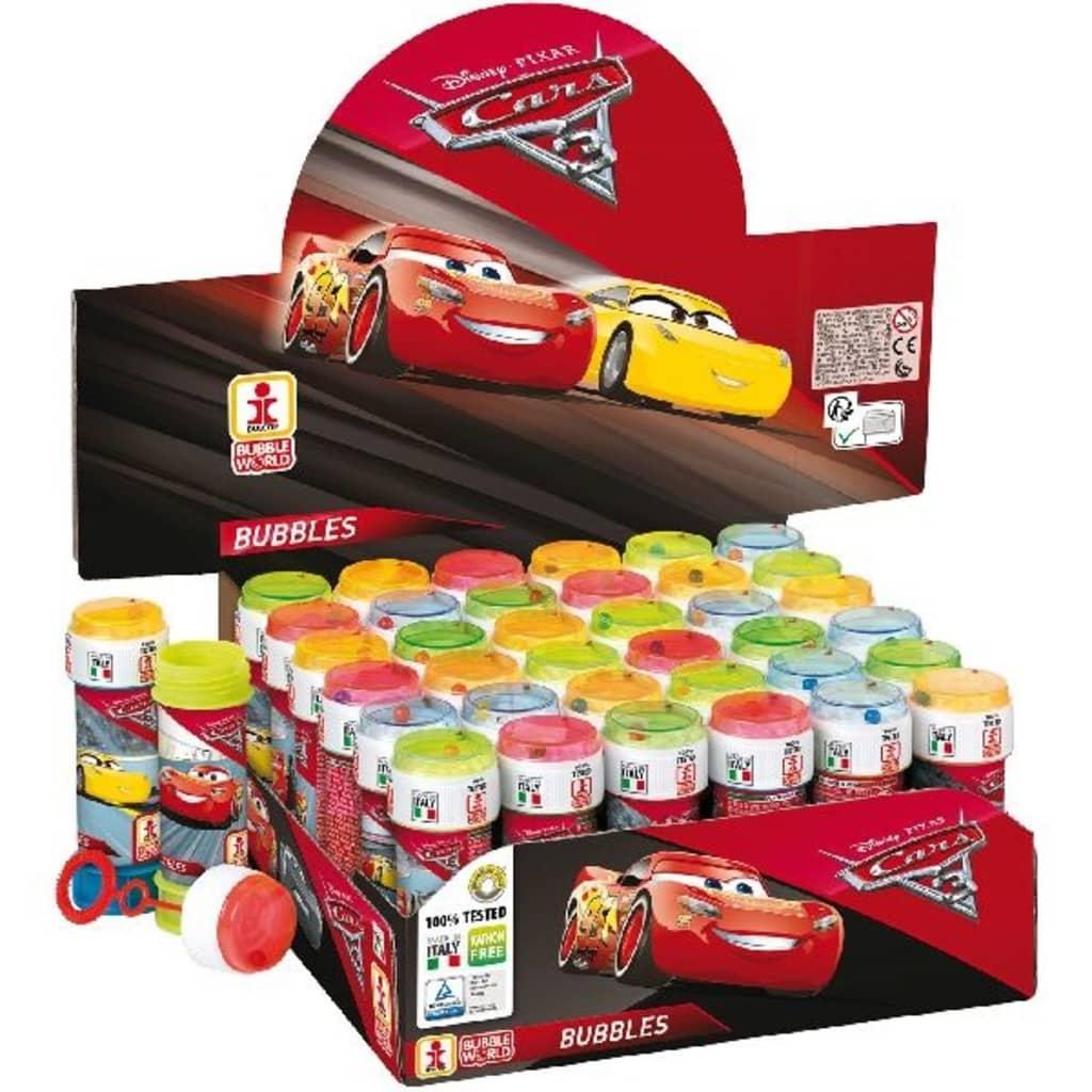 Disney Cars 3 Bellenblaas 60ml 36 Stuks