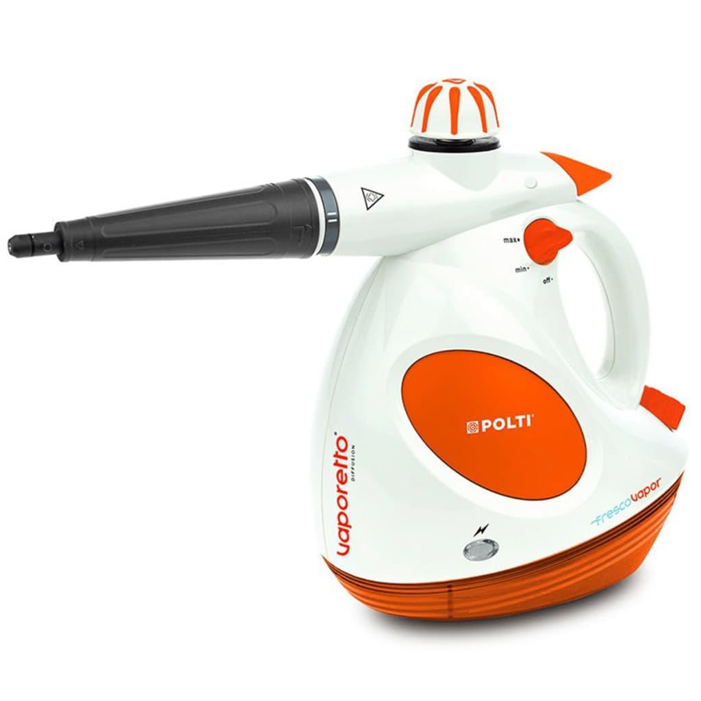 Afbeelding van POLTI Stoomreiniger Vaporetto Diffusion 1000 W wit en oranje POL-001