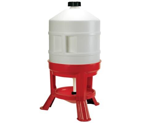 Kerbl Distributeur d'eau pour volaille 30 L plastique 70233[2/2]