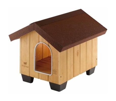 Ferplast Hundkoja Domus Mini trä 50x65x47,5 cm 87000000