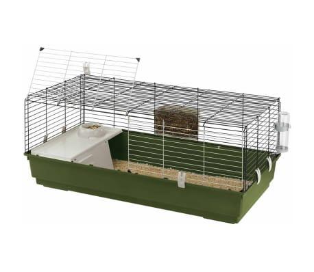 Ferplast Gabbia per Conigli Rabbit 120 118x58,5x49,5 cm 57053070