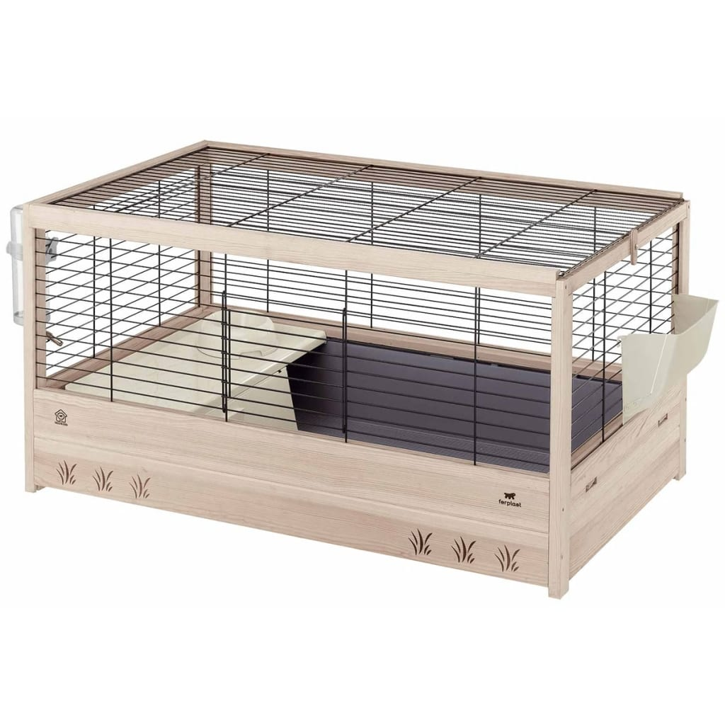 Ferplast Cușcă de iepuri Arena 100, 100 x 62,5 x 51 cm 57089517 vidaxl.ro