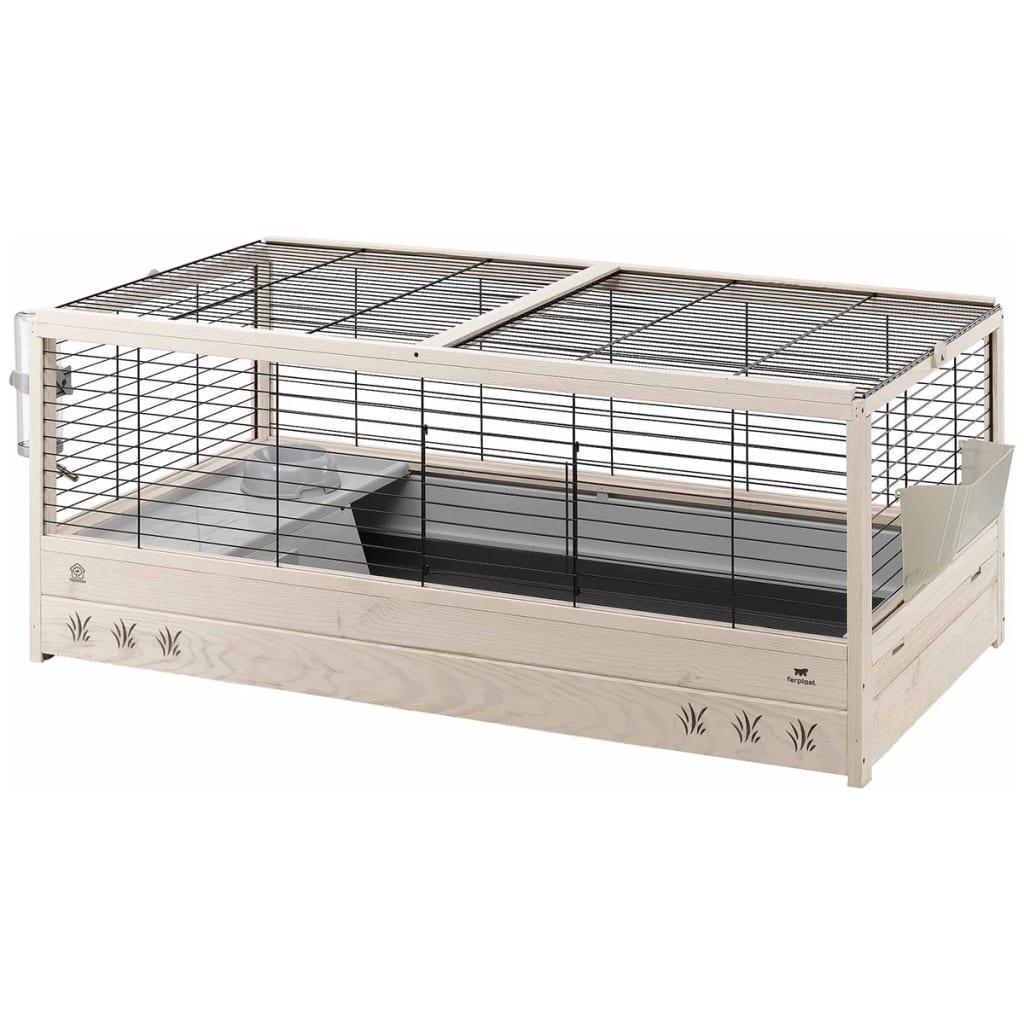 Ferplast Cușcă de iepuri Arena 120, 125 x 64,5 x 51 cm 57089717 imagine vidaxl.ro