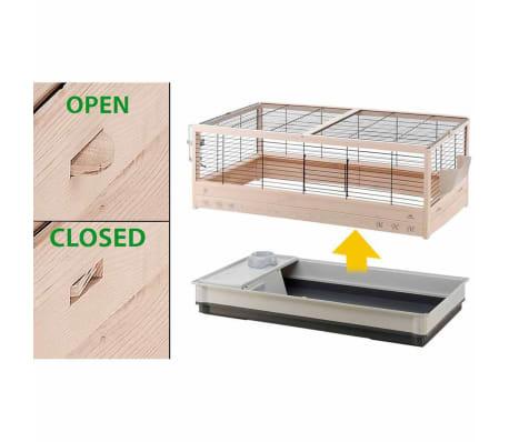 Ferplast Klatka dla królików Arena 120, 125 x 64,5 x 51 cm, 57089717