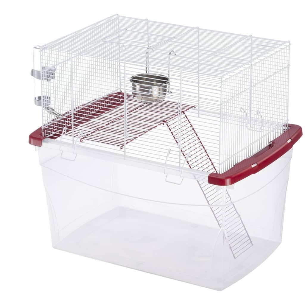 Afbeelding van Ferplast Hamster- en gerbilkooi Gerbi 2 verdiepingen 57057511