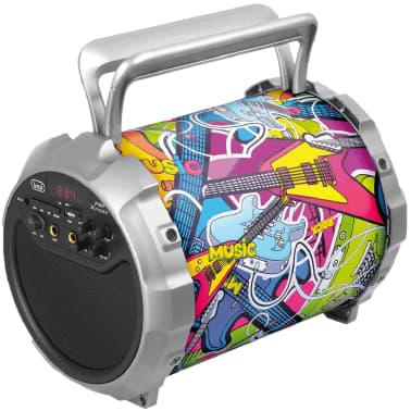 Trevi Tragbarer Lautsprecher mit Verstärker XF 300 15 W Mehrfarbig TR-002[1/3]