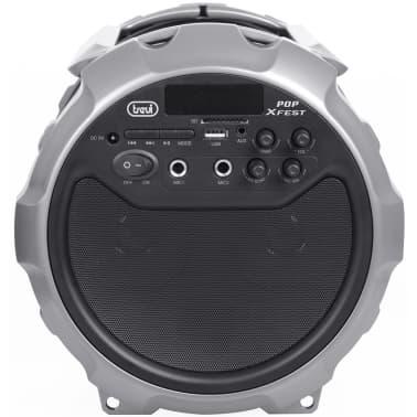 Trevi Tragbarer Lautsprecher mit Verstärker XF 300 15 W Mehrfarbig TR-002[3/3]