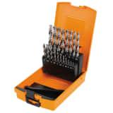 Beta Tools 19 mèches 412/SP19 Acier 004120419