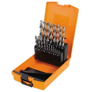 Beta Tools 19 mèches 412/SP19 Acier 004120419[1/2]