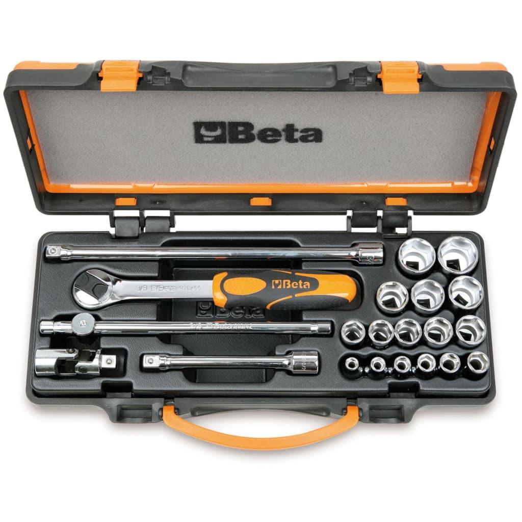 Afbeelding van Beta Tools 21-delige Dopsleutel set 910A/C16 009100936