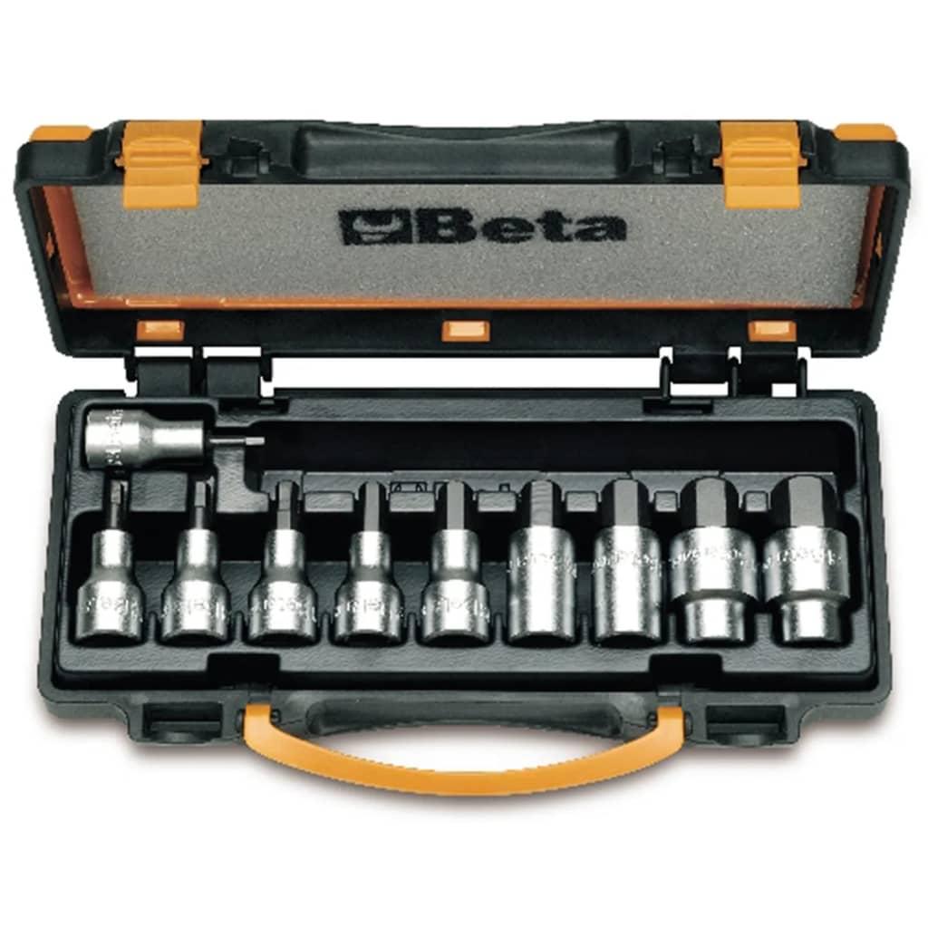 Afbeelding van Beta Tools 10-delige dopsleutelset 920PE/C10 staal