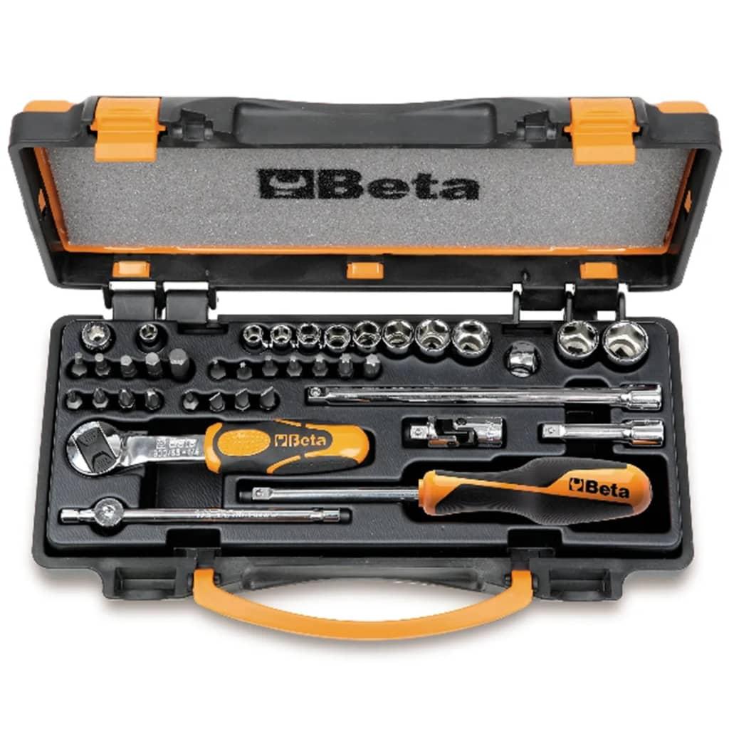 Afbeelding van Beta Tools 39-delige dopsleutel- en bitset 900/C11