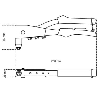 Beta Tools Nitverktyg 1741B 017410000[2/2]