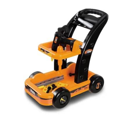 Beta Tools Zabawkowy wózek narzędziowy 9547T, plastik, 095470100[2/2]