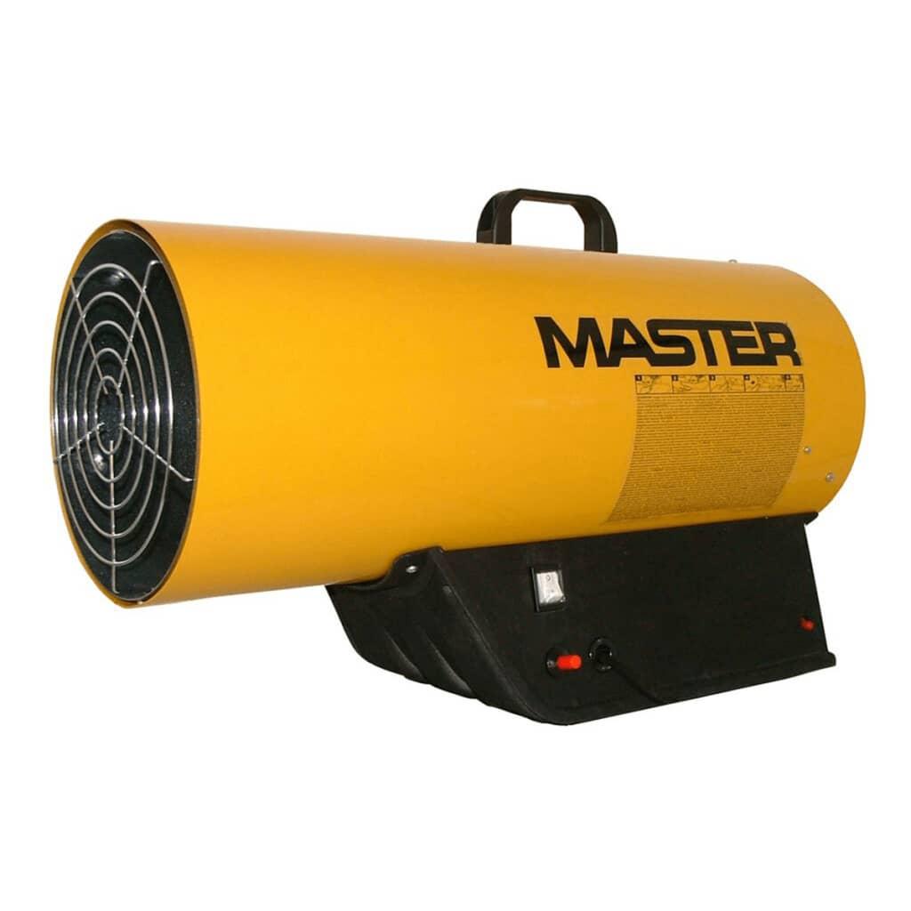 Master gassdrevet varmeaggregat BLP 53 M