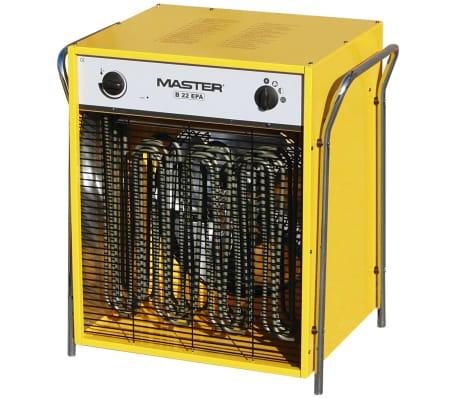 Master Elektrinis Šildytuvas su Ventiliatoriumi B22EPB, 2400 m³/h[1/2]