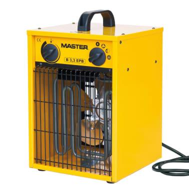 Master Elektrinis šildytuvas, B 3,3 EPB, 3,3 kW[1/2]