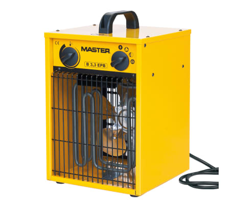 Master Elektrinis šildytuvas, B 3,3 EPB, 3,3 kW[2/2]