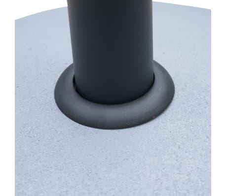 Outsunny Base Supporto per Ombrellone da Giardino in Cemento Peso 20kg /Φ45/×36cm