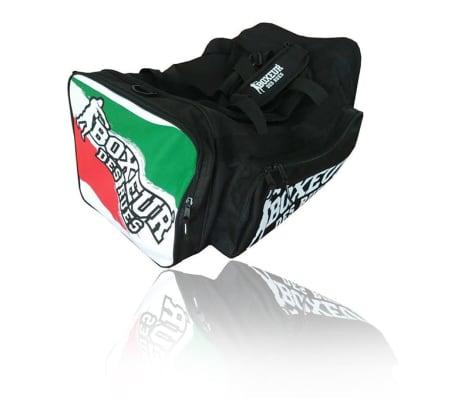 BOXEUR DES RUES Gymväska med justerbar rem Italiens flagga