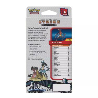 Pokemon S&M Ultra Prism Mach Strike Theme Deck Cards Kort[6/6]