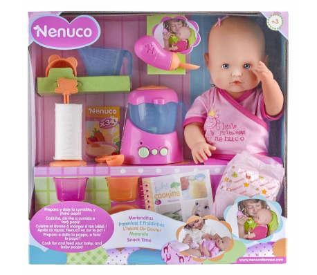 Nenuco Muñeca Snack Time rosa 700013300[6/6]
