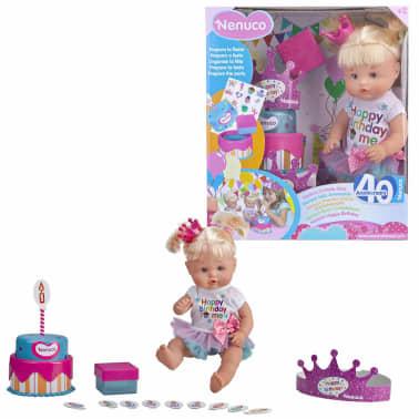 Nenuco Muñeca Happy Birthday rosa 700013390[2/6]